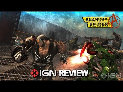 IGN Reviews - Anarchy Reigns Video Review