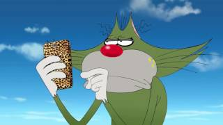 Oggy and the Cockroaches Bicycle Crazy! Огги и тараканы. Огги и кукарачи