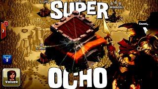 getlinkyoutube.com-SuperOcho, todo Ayuntamiento 8 - Parte 1 | Martes Bélico #6 | Empezando Clash of Clans