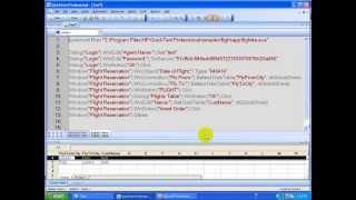 Parameterisation in QTP| QTP tutorial| HP UFT for beginners| QTP Tutorials for Beginners