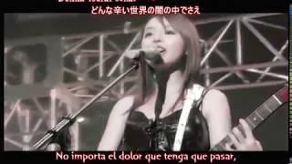 getlinkyoutube.com-Aya Hirano - God Knows (LIVE) - Sub Español (HQ)