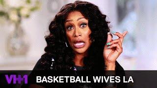getlinkyoutube.com-Basketball Wives LA | Shaunie O'Neal Isn't Having Brandi Maxiell Calling Her A Bitch | VH1