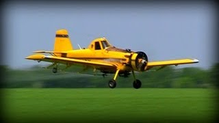 "Airplane ""Crop Duster"""