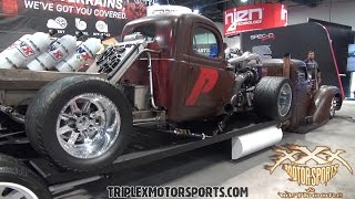 getlinkyoutube.com-CRAZIEST CREATIONS FROM SEMA THIS YEAR!
