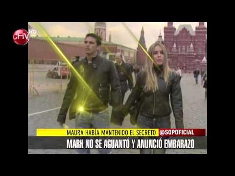 Maura Rivera y Mark González serán padres por segunda vez - SQP - Chilevisión