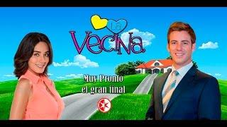 getlinkyoutube.com-Final de la telenovela La Vecina Muy Pronto 2016