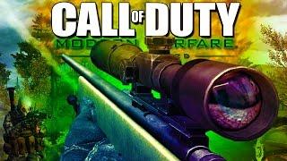 getlinkyoutube.com-SNIPING Fools! - Call of Duty Modern Warfare Remastered!