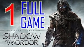 getlinkyoutube.com-Middle Earth Shadow of Mordor Walkthrough Part 1 PS4 Gameplay lets play playthrough - No Commentary