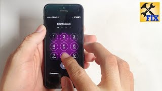 getlinkyoutube.com-How To Unlock iPhone Without the Passcode or TouchID within 1 min