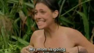 "getlinkyoutube.com-Survivor: China - Put Your Top Back On, Amanda! - 15x02 - ""My Mom Is Going to Kill Me!"""