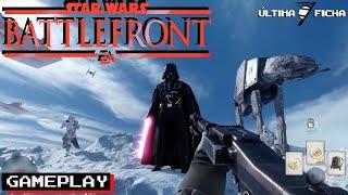 getlinkyoutube.com-Starwars Battlefront - Gameplay Full HD 60 fps
