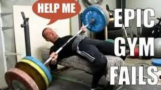 getlinkyoutube.com-EPIC GYM FAILS AND ACCIDENTS Compilation 2015 - Funny And Painfull