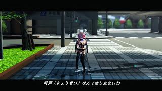 getlinkyoutube.com-【MMD】KiLLER ツインテール 高画質版