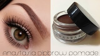 getlinkyoutube.com-How To Use ABH Dipbrow Pomade (Eyebrow Tutorial)