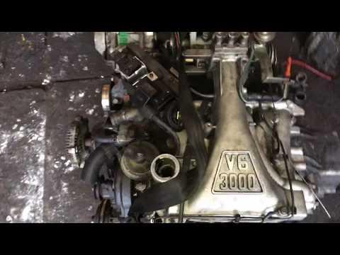 Двигатель G6AT-X270332 3.0 141 л.с. Hyundai Galloper – проверка компрессии