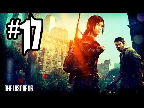 The Last of Us Gameplay Walkthrough - Part 17 - THE FANCY HOTEL!! (PS3 Gameplay HD)