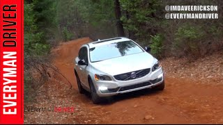 getlinkyoutube.com-2015 Volvo V60 Cross Country AWD Review on Everyman Driver