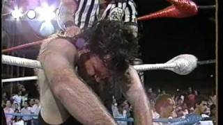 getlinkyoutube.com-WWC: Abdullah The Butcher vs. Dutch Mantel