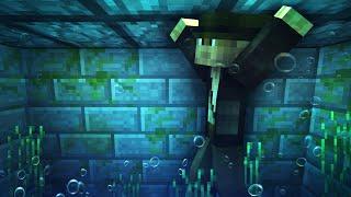 UNDERWATER DROWNING TRAP! - Minecraft Tutorial