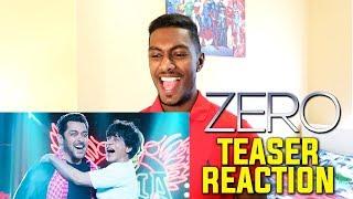 Zero | Eid Teaser Reaction & Review | Shah Rukh Khan | Salman Khan | PESH Entertainment