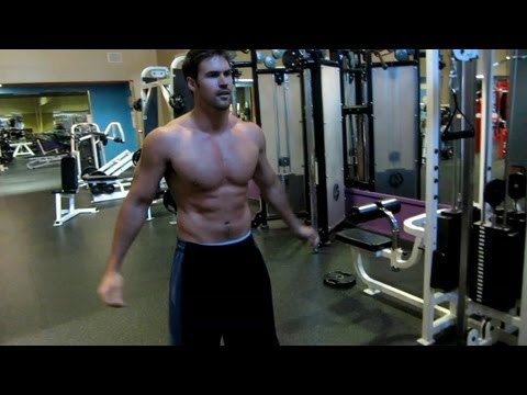 Complete Chest & Tricep Workout for Gaining Size