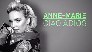 CIAO ADIOS - ANNE MARIE karaoke version ( no vocal ) lyric instrumental