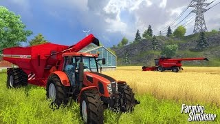 getlinkyoutube.com-Farming Simulator 15 - Nasza Farma