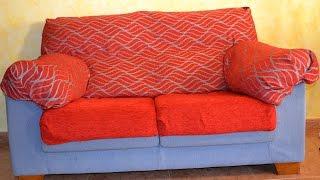getlinkyoutube.com-PASO A PASO fundas sofa asientos extensibles