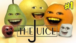 getlinkyoutube.com-Annoying Orange - The Juice #1