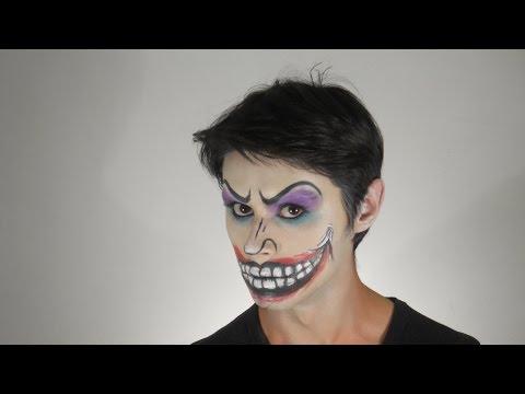 Maquillaje inspirado en villano de Comics - Comic inspired makeup || Biromsmakeup