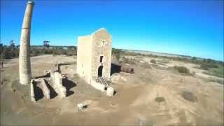 getlinkyoutube.com-Avada R240 at Moonta Mines ruins HD