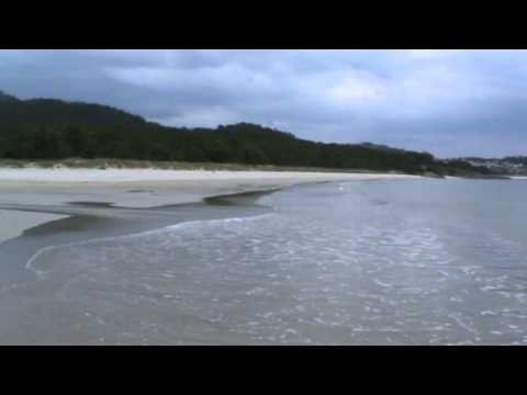 Playa Nudista de Barra. Cangas de Morrazo
