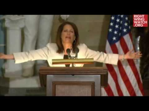Bachmann: 9/11 And Benghazi Were God's Judgment
