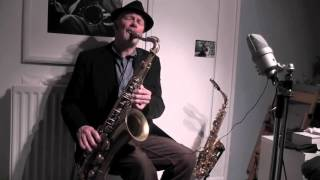 The Shadow of Your Smile Jazz Improvisation on Tenor Sax