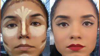 getlinkyoutube.com-Como maquillarse CORRECTAMENTE 💋 Paso a Paso