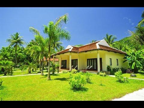 Diamond Bay Resort & Spa 5* - тропический сад на берегу моря во Вьетнаме