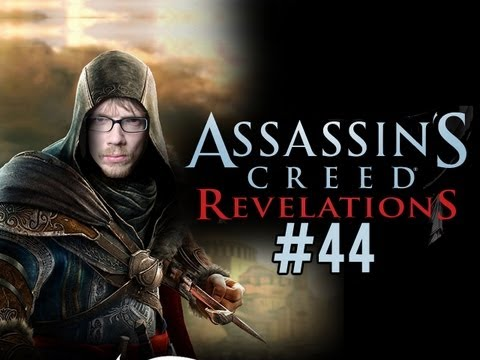 Hank Plays Assassin's Creed ReVLOGations #44 - SINGING & BURNING