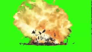 getlinkyoutube.com-MLG Green Screen   Explosion 1