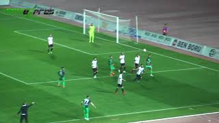 Sakaryaspor'un Altay deplasmanındaki maçın özeti