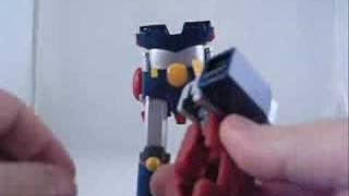 getlinkyoutube.com-Soul of Chogokin GX-03 Combattler-V - CollectionDX