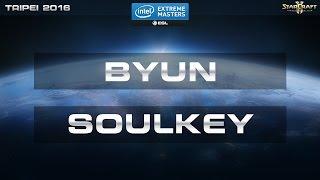 getlinkyoutube.com-StarCraft 2 - Byun vs. Soulkey (TvZ) - IEM Taipei 2016 - Semifinal