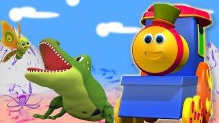 getlinkyoutube.com-Bob il treno Compilation | Italiano Filastrocche per bambini e neonati