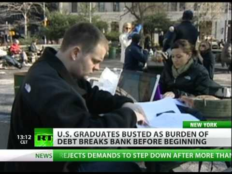 From debt to debt: US post-college survival possible?
