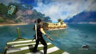 getlinkyoutube.com-Just Cause 2 GamePlay & EPIC FAIL