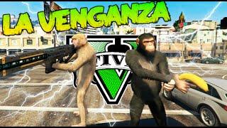 getlinkyoutube.com-GTA V MOD PC LA EPICA VENGANZA DE LOS MONOS !!! (PARTE 1) GTA 5 MOD Makiman