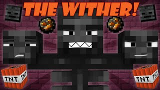 getlinkyoutube.com-How The Wither was Made - Minecraft