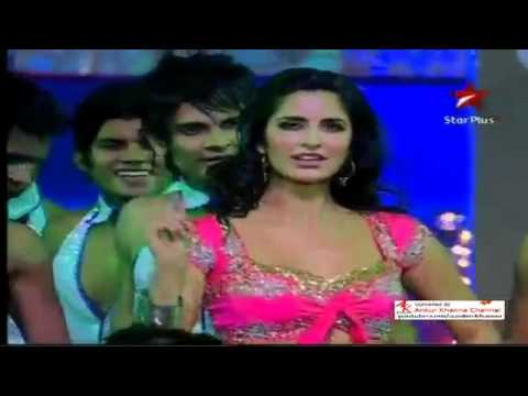 2 High VA Q Katrina Kaif Bale Dance Performance In 17 Star Screen Awards 2011 By Ankur Khanna