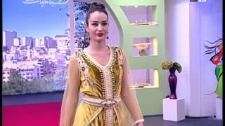 getlinkyoutube.com-صباحيات - Sabahiyat 2M: Leila Hadioui: La nouvelle collection de la styliste Salwa Jaadouni