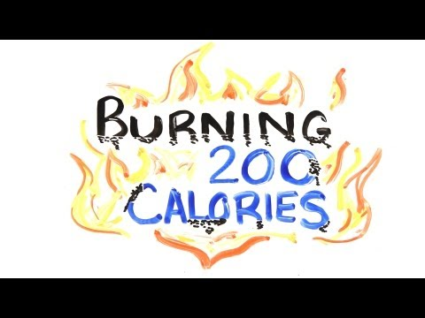 Weird Ways to Burn 200 Calories  @mitchellmoffit