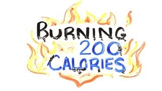 Here Are Weird Ways to Burn 200 Calories